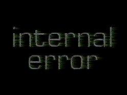 Image for Internal Error
