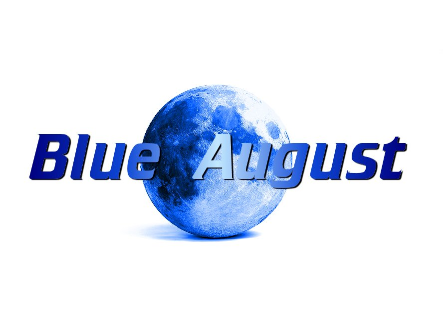 Image for Blue August