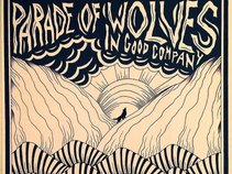 Parade Of Wolves