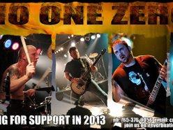 Image for NO ONE ZERO