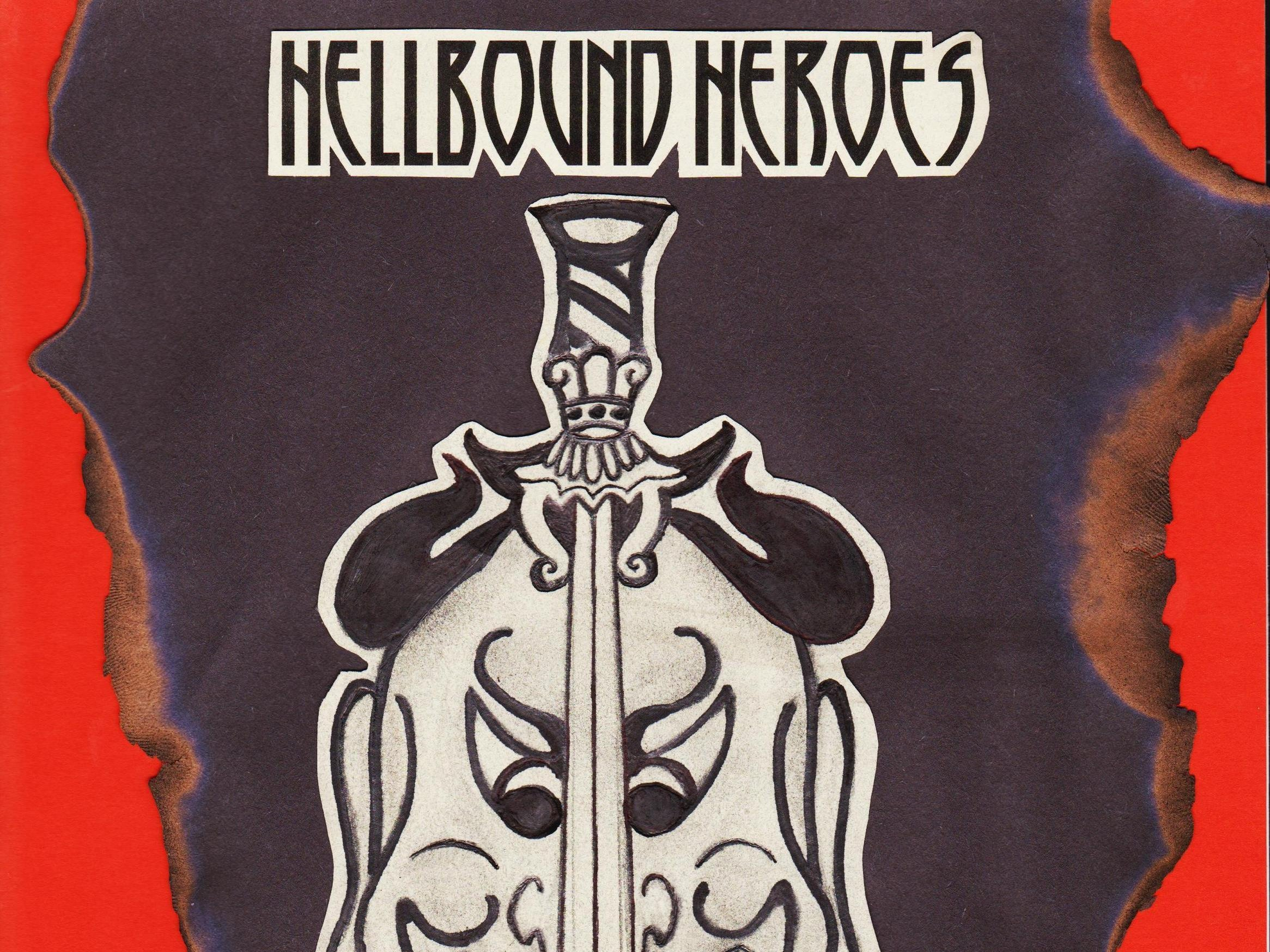 Image for Hellbound Heroes
