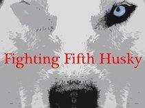 Fighting Fifth Husky
