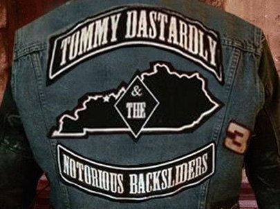 Image for Tommy Dastardly & the Notorious Backsliders