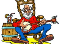 GOMIL music ( Grumpy Old Man In Loft )