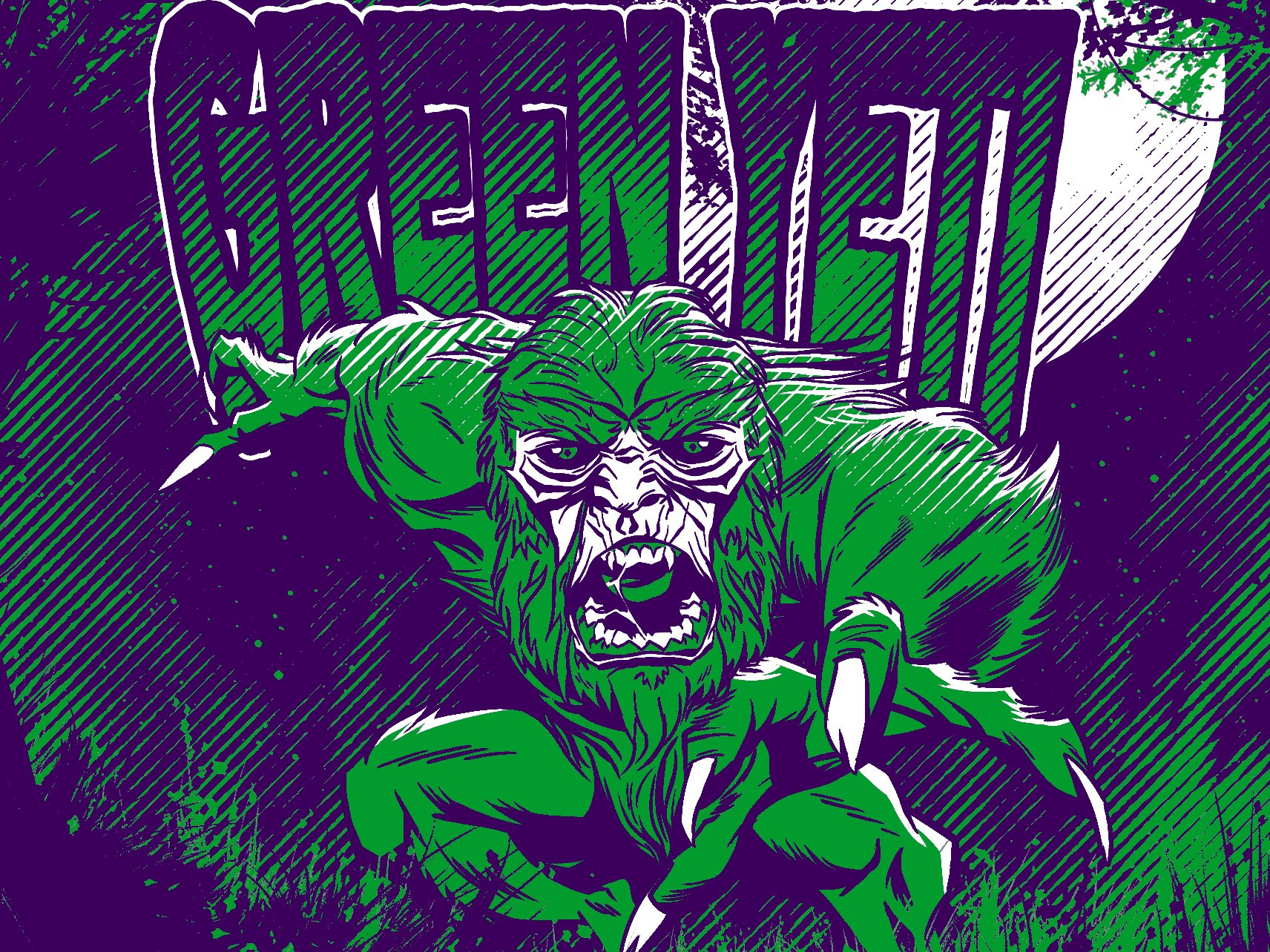 Image for Green yeti