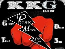 KKG POWER MOVE MIXTAPE