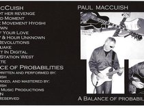PAUL MACCUISH