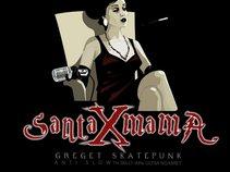 SANTA X MAMA