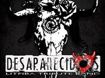 DESAPARECIDOS (Litfiba Tribute Band)