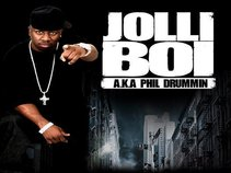OFFICIAL JOLLI BOI  MUSIC PAGE
