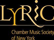 Lyric Chamber Music Society of NY