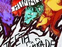 Human Teeth Parade