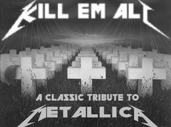 Image for KILL EM ALL-NY's FINEST  METALLICA TRIBUTE