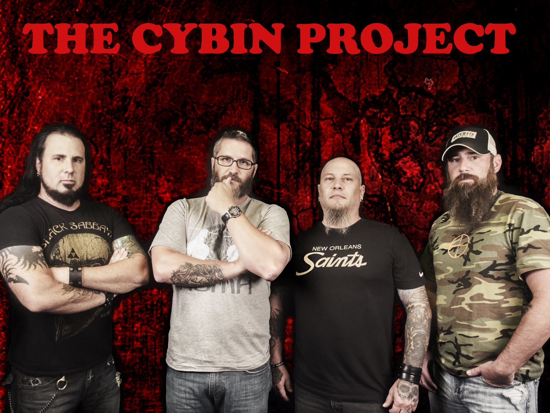 Image for The Cybin Project