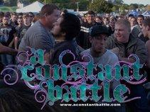 A Constant Battle
