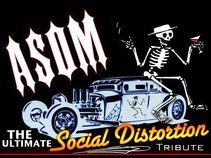 ASOM Social Distortion Tribute