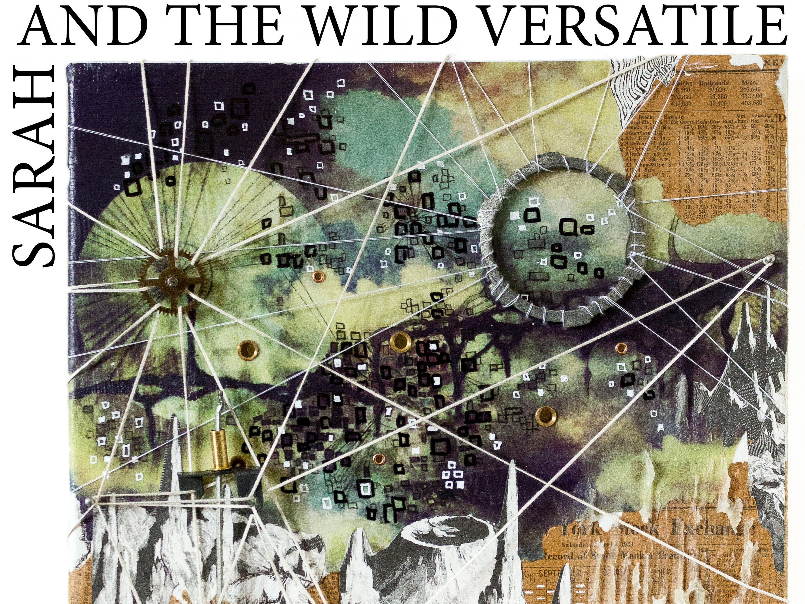 Image for Sarah & the Wild Versatile