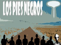Image for LOS PIES NEGROS