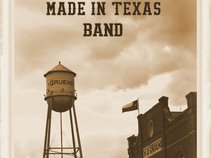 Made in Texas Band