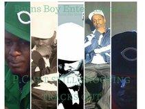 Burns Boy Music Group