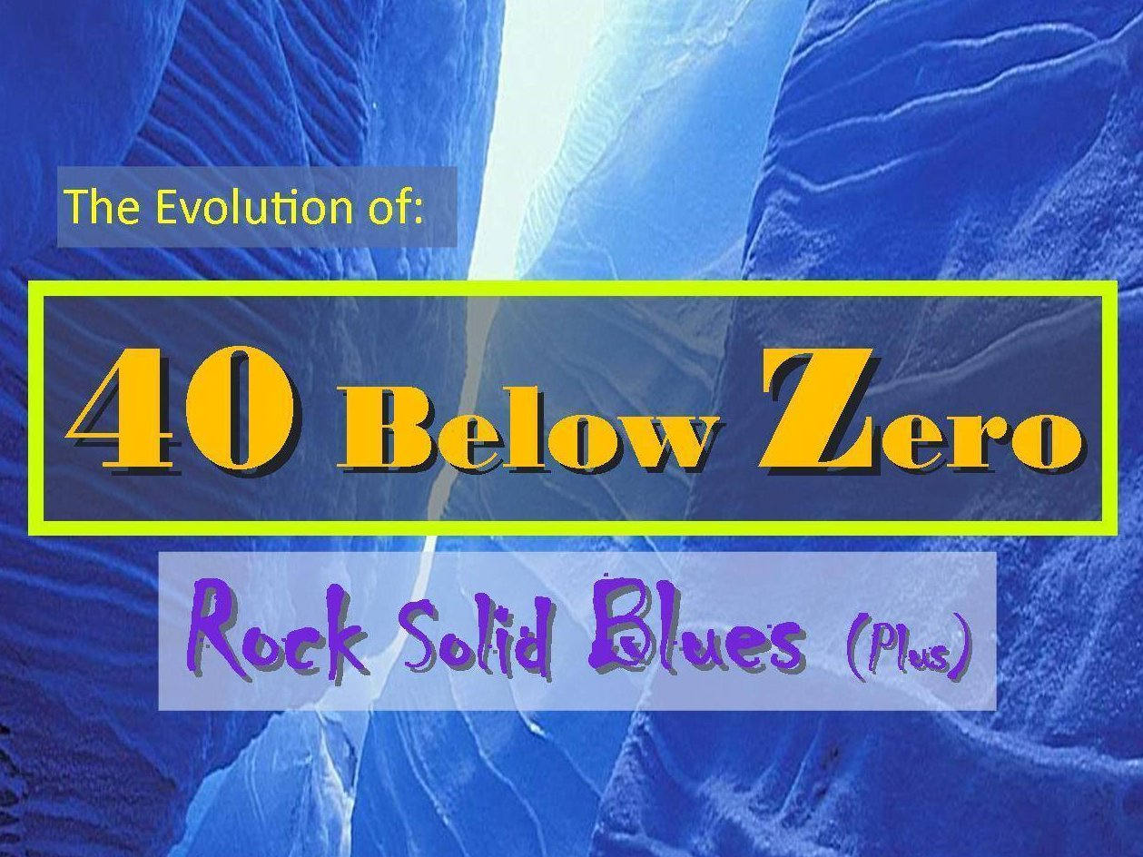 Image for 40 BELOW ZERO BAND