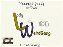 Yung Riq Lody Weirdgang