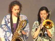 Jen Krupa - Leigh Pilzer Quintet