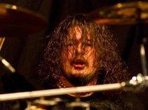 Drummer Jackie Cox