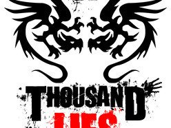 Image for A Thousand Lies