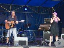 Claudie Combes et Steve Walton