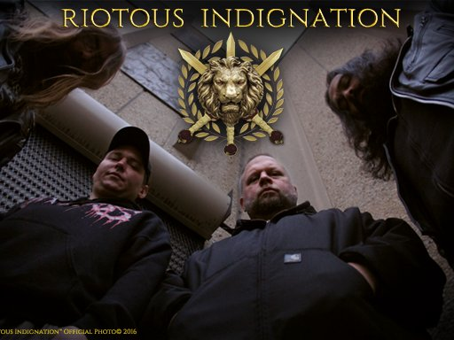 Image for Riotous Indignation