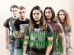 Image for Wormwood Prophecy