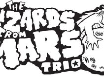 The Lizards from Mars Trio
