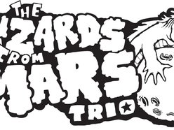 Image for The Lizards from Mars Trio