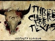 Three Cheers For Texas