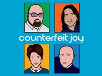 Counterfeit Joy covers band