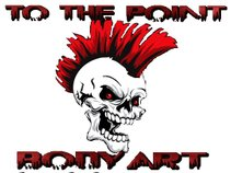 To The Point Body Art