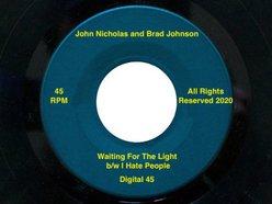 John Nicholas and Brad Johnson