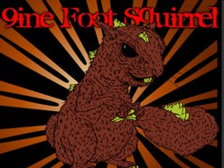 Image for 9INE FOOT SQUIRREL