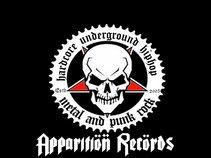 Apparition Records hip-hop & Metal