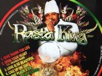 RASTA KING ON THE ENTOURAGE BAND