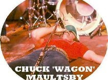 """CHUCK  """"WAGON""""  MAULTSBY AND HIS OLD BAND"""