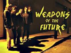 Image for Weapons Of The Future