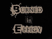 Burned in Effigy