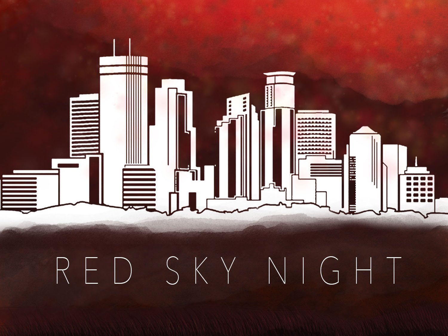 Image for Red Sky Night