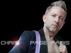 Chris Page Paris