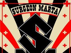 Surgeon Marta