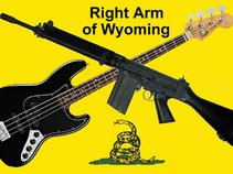 Right Arm of Wyoming