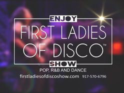 Image for First Ladies Of Disco