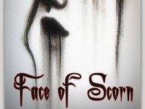 FACE OF SCORN